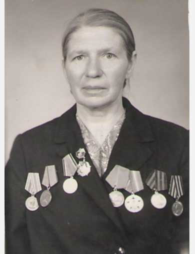 Яблокова Текусса Михайловна