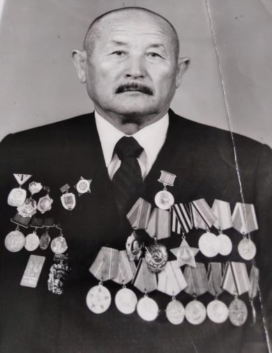 Пернебаев Кудайберген