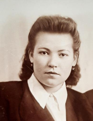 Ларина  (Спицина) Пелагея Ивановна