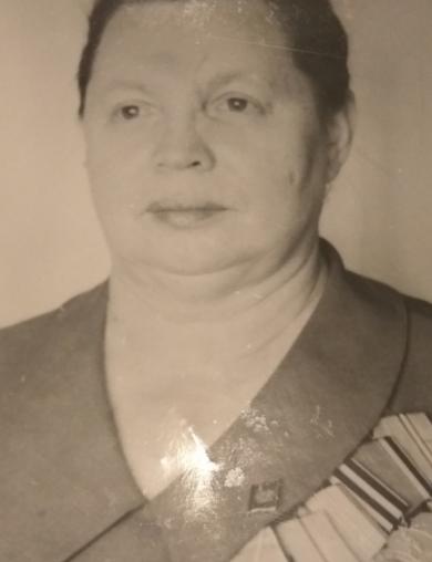 Маркеева Вера Петровна