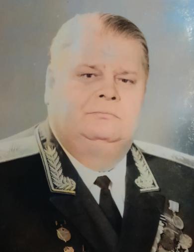 Разаренов Федор Савельевич