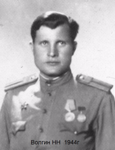 Волгин Николай Николаевич