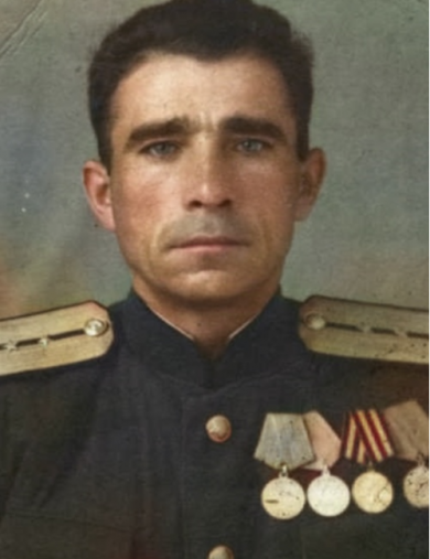 Ирлица Михаил Григорьевич