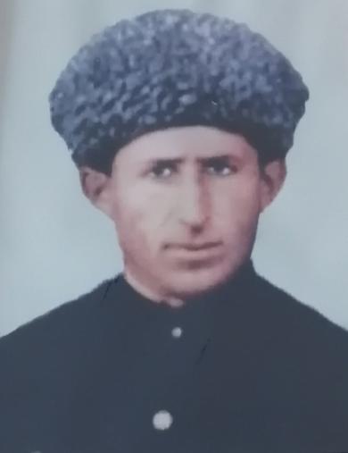 Алиев Гаджимурад Алиевич