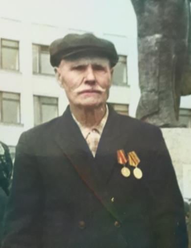 Новицкий Федор Афанасьевич