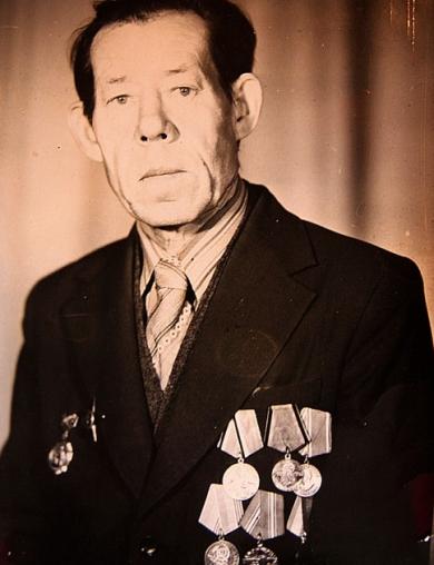 Масалкин Василий Фролович