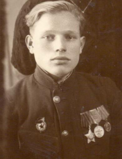 Румянцев Михаил Николаевич