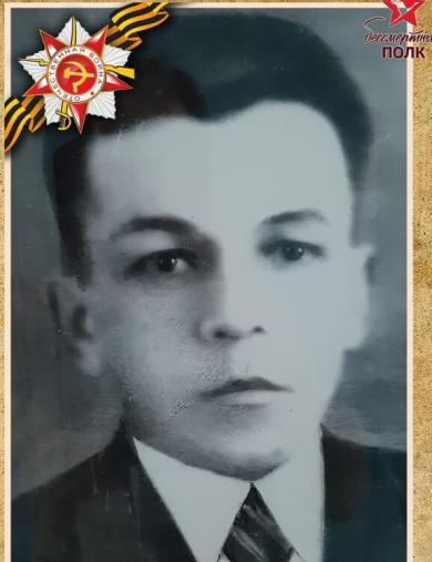 Щитов Григорий Афанасьевич