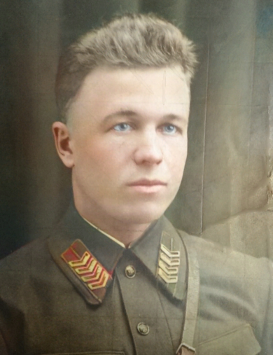 Фоломеев Николай Моисеевич