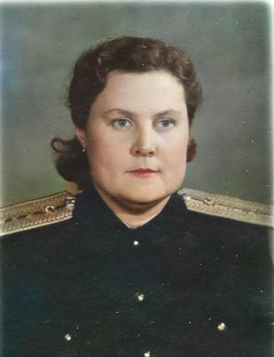 Завьялова Ольга Семёновна