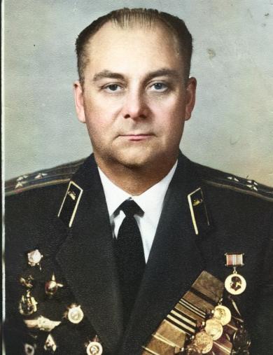 Горький Геннадий Данилович