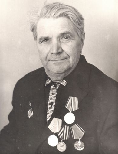 Цыбулькин Степан Михайлович