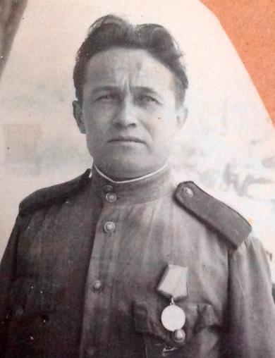 Стрыгин Петр Павлович