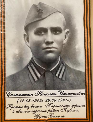Саламатин Николай Игнатьевич