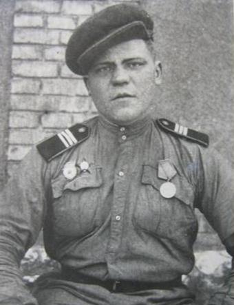 Кудрявцев Василий Андреевич