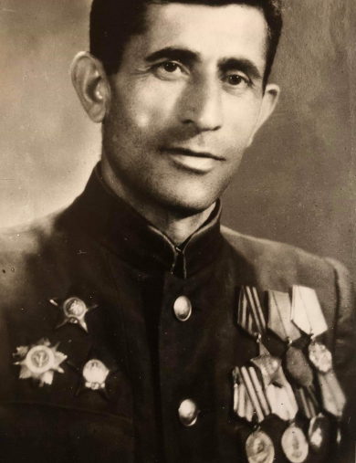 Акопян Саркис Гарегинович