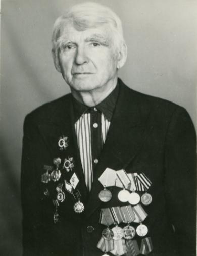 Цымбал Николай Тимофеевич