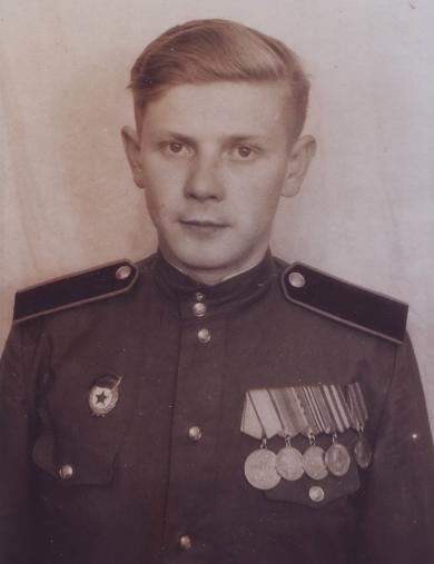 Кобелев Михаил Иванович