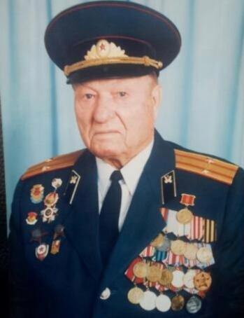 Стеценко Пётр Петрович