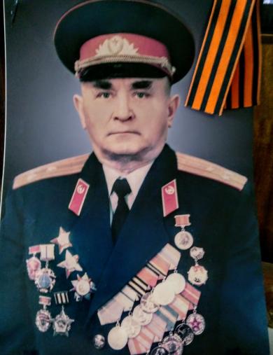 Бурдюгов Василий Алексеевич