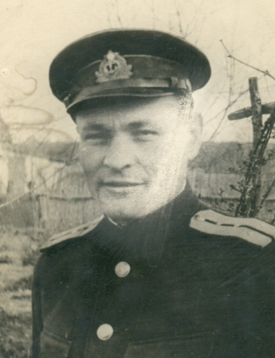 Бориков Владимир Арсеньевич