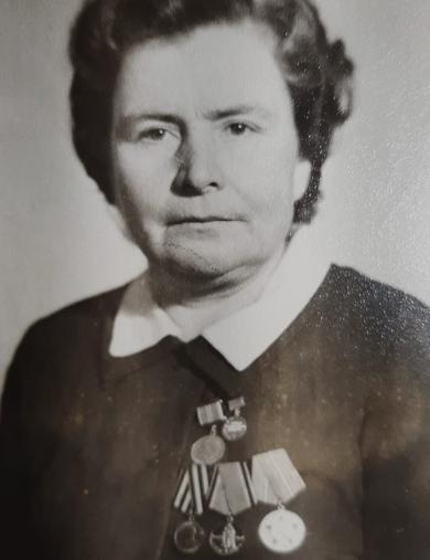 Белозерова Серафима Николаевна