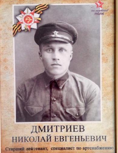Дмитриев Николай Евгеньевич