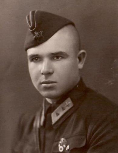 Агоренко Павел Дмитриевич