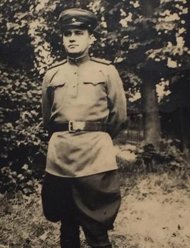 Ушаков Михаил Сергеевич