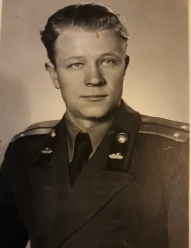Штыков Николай Андреевич