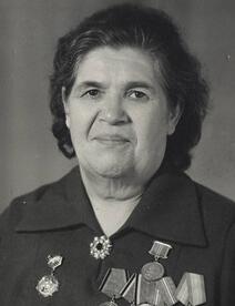 Минина Александра Перфирьевна