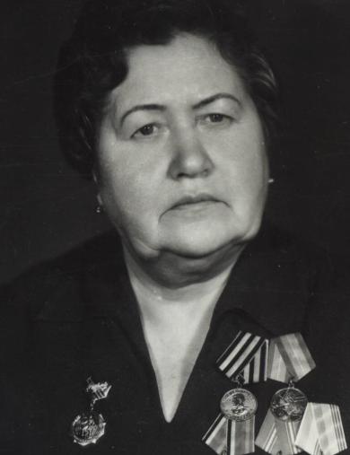 Кузнецова Ефросинья Ивановна