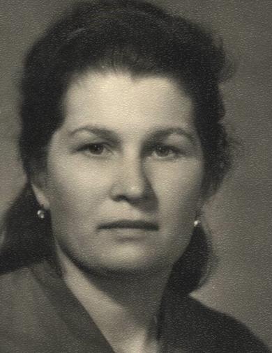 Боброва Клавдия Гавриловна