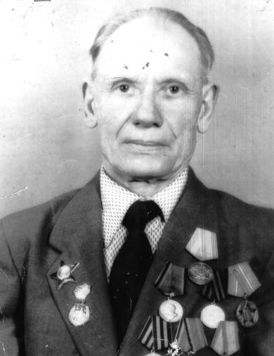 Чубаров Кузьма Иванович