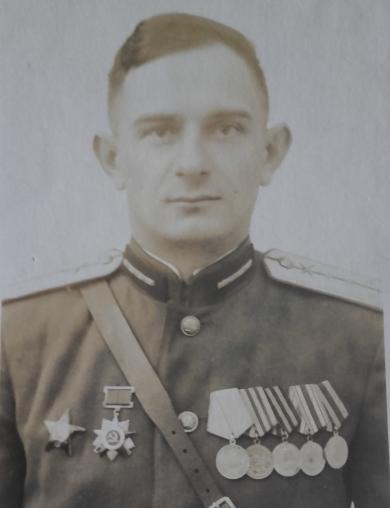 Савельев Владимир Иванович