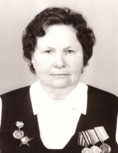 Панасенкова Нина Н