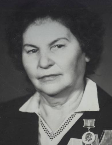 Овчинникова Нина Григорьевна