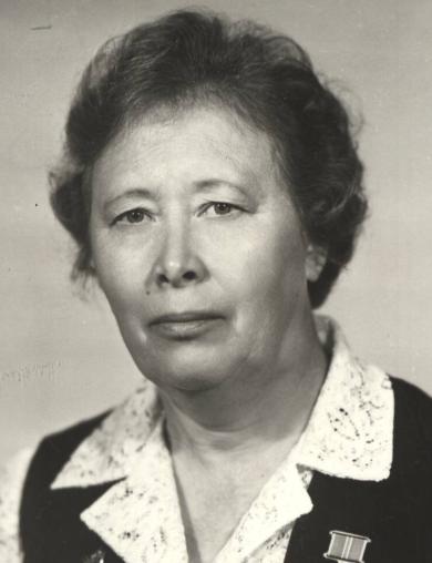 Панова- Иконникова Клавдия Васильевна