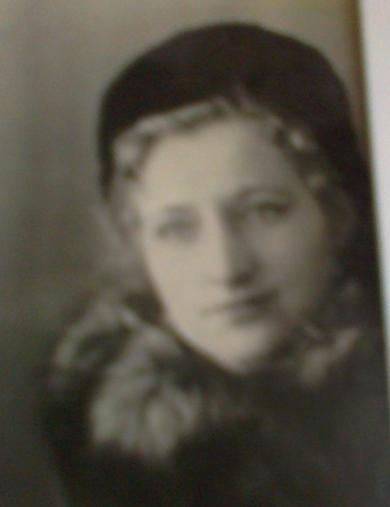 Рожкова(Игнатова) Татьяна Ивановна
