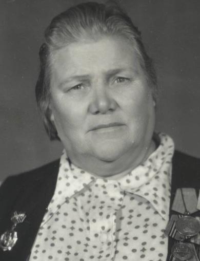 Карпова Таисья Дмитриевна