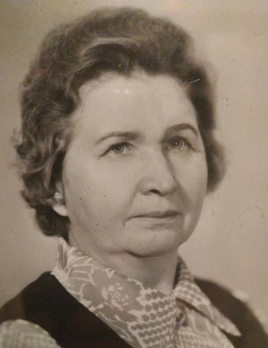 Медведева Лидия Александровна