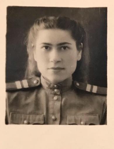 Губенкова Мария Федоровна