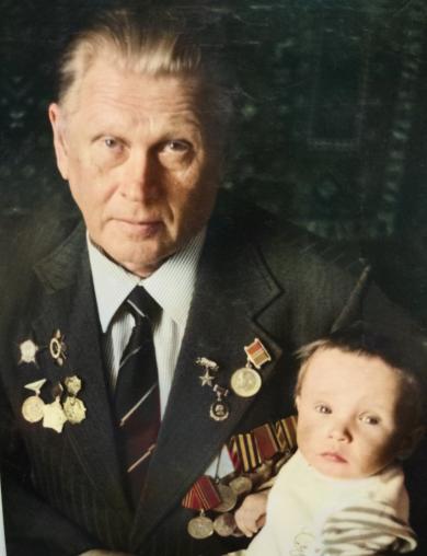 Соколов Владимир Алексеевич