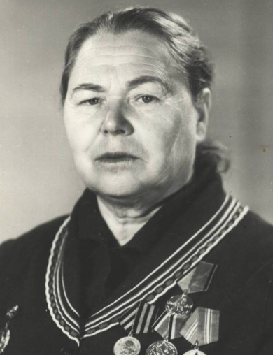 Пташникова Мария Антоновна