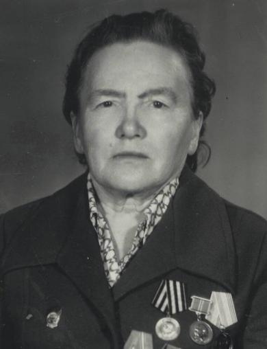 Радионова Татьяна Ефимовна