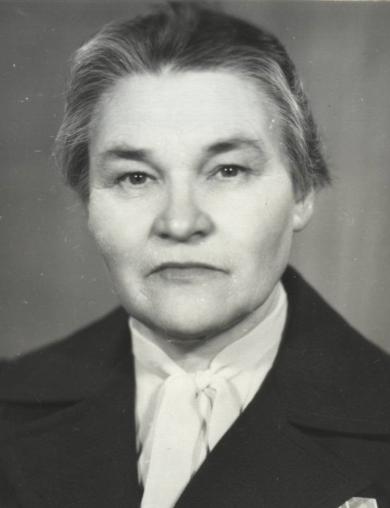Аникина Руфина Аркадьевна