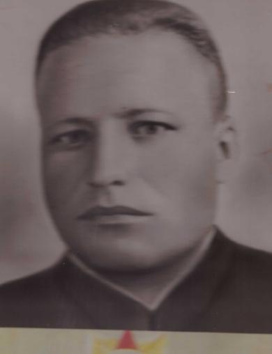 Синюгин Михаил Константинович