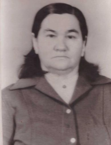 Романенкова Мария Федоровна
