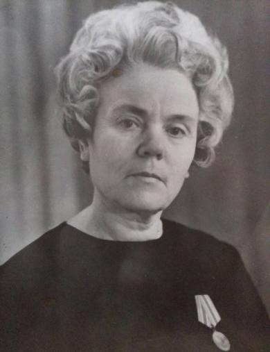 Галкина(Косьменко) Вера Моисеевна