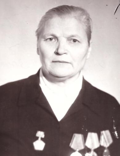 Нестерова Анастасия Васильевна